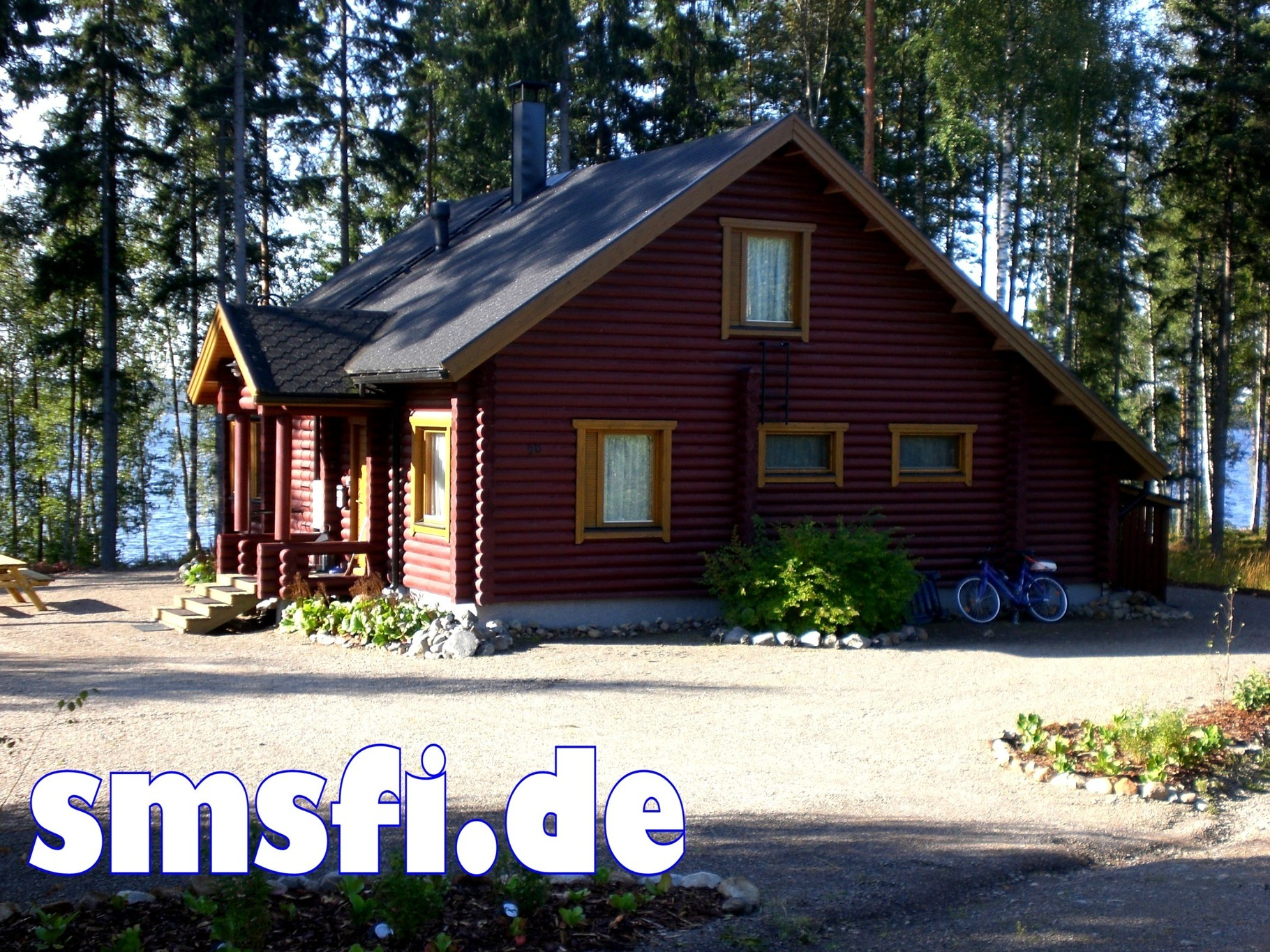 finnland ferienhaus direkt am see ferienhaus direkt am see mieten finnland. Black Bedroom Furniture Sets. Home Design Ideas