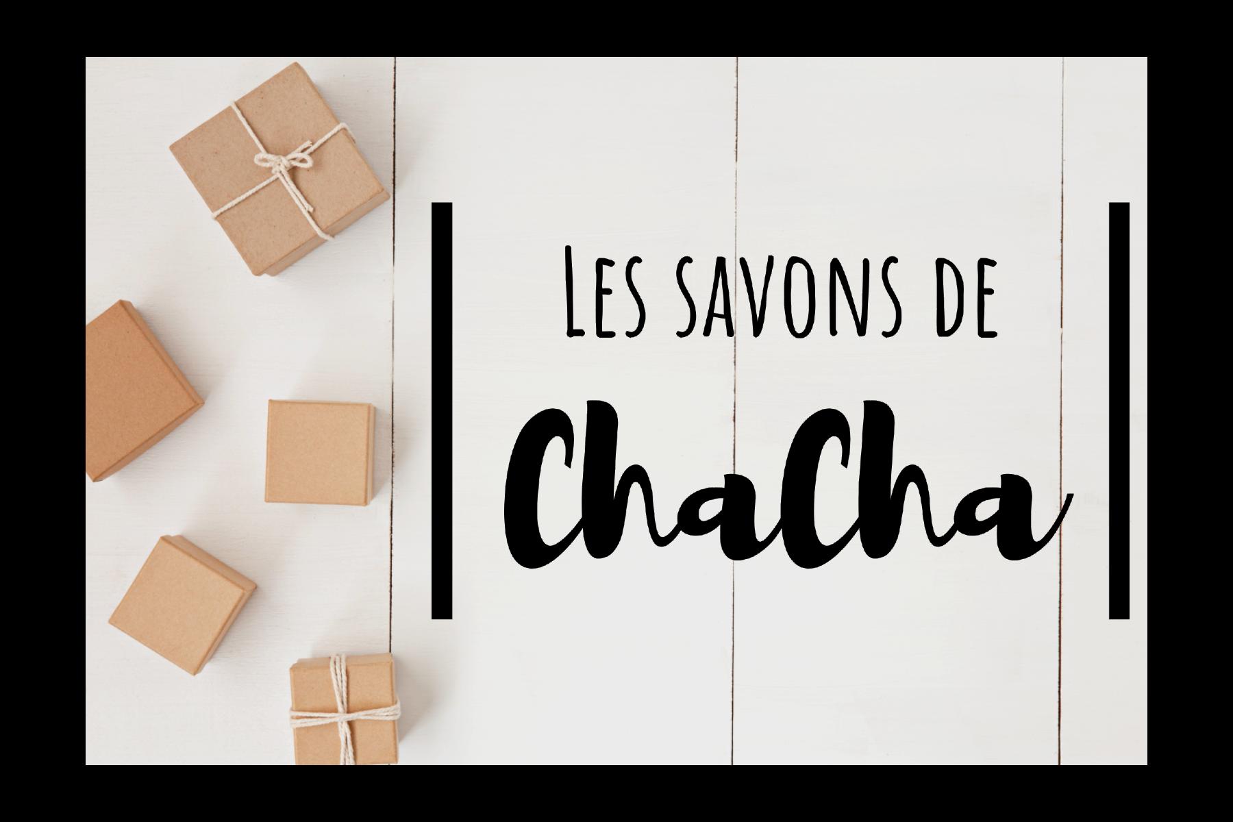 NOUVEAU : La carte cadeau ChaCha !