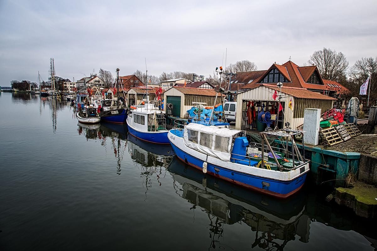 Fischerhafen - Fishing Port