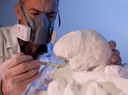 Prototypage d'endocrâne