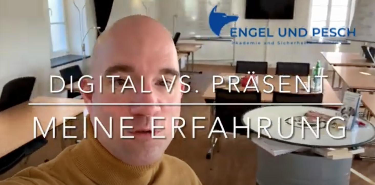 Digital vs. Präsent