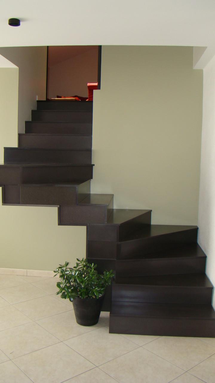 Réalisation d'Escalier