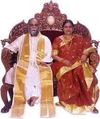 Bhagawan & Amma