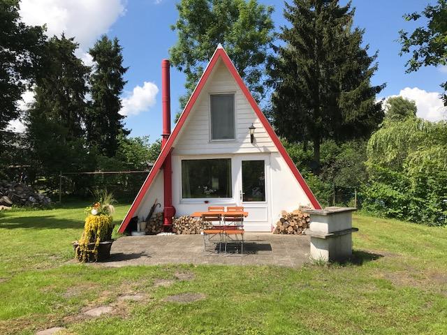 Finnhütte, DDR, Architektur, Mecklenburg, Ferienhaus, Kleinseenplatte, Urlaub, Vermietung