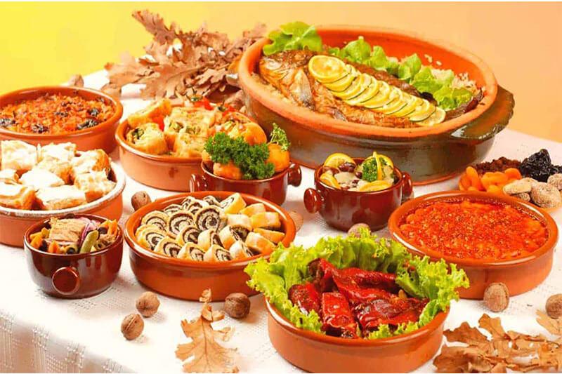 セルビア料理④