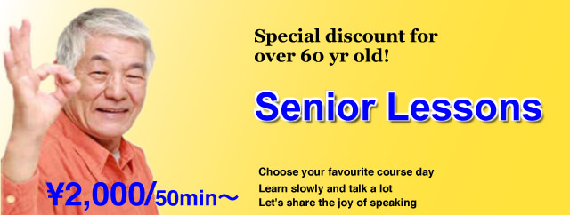 Lessons for Seniors at EuroLingual