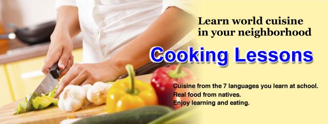 EuroLingual-Cooking lessons
