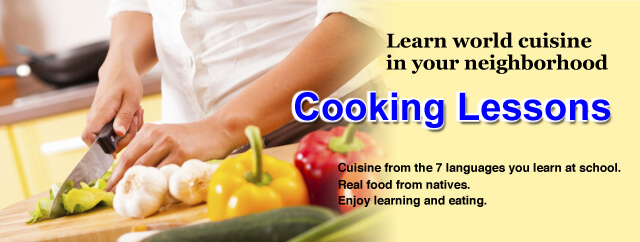 EuroLingual-Cooking lessons