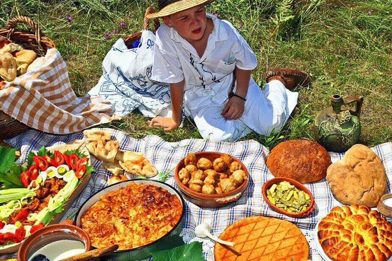 セルビア料理③
