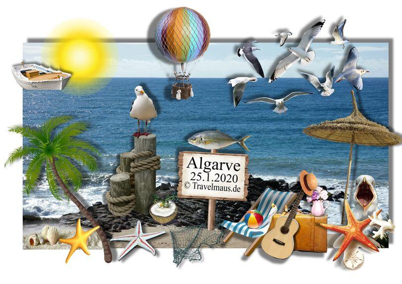 ...ein wunderschöner Sonnentag an der Algarve