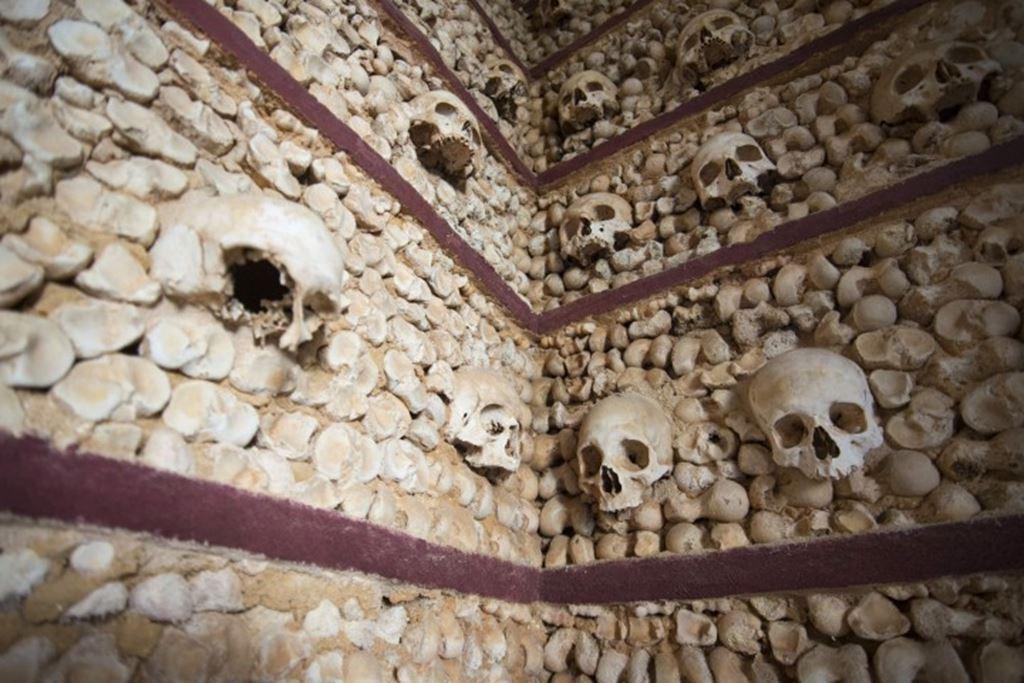 Knochenkapelle Faro (Kopie)