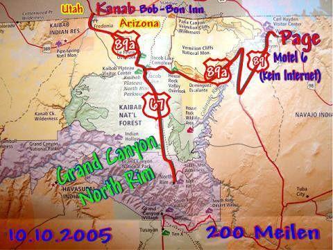 10.10.2005 Kanab-Page