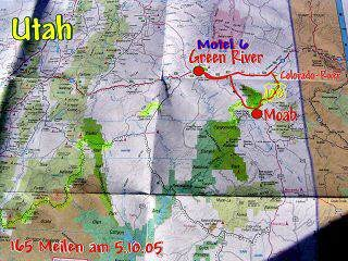 5.10.2005 Green River/Moab