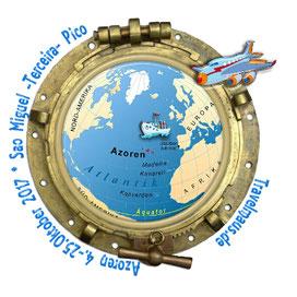 PDF-Reisebericht Azoren - Teil 2 (Oktober 2017)  -  20 Seiten, 1.46 MB - für Download klick an!