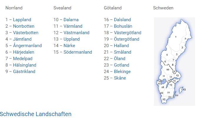 Quelle: www.schwedenstube.de/schwedische-landschaften/