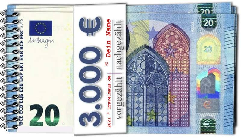 Schein zum ausdrucken euro 100 Euro