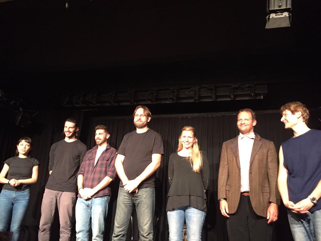 Publikumssieger beim Goldenen Neulingsnagel im Theater am Alsergrund 2017