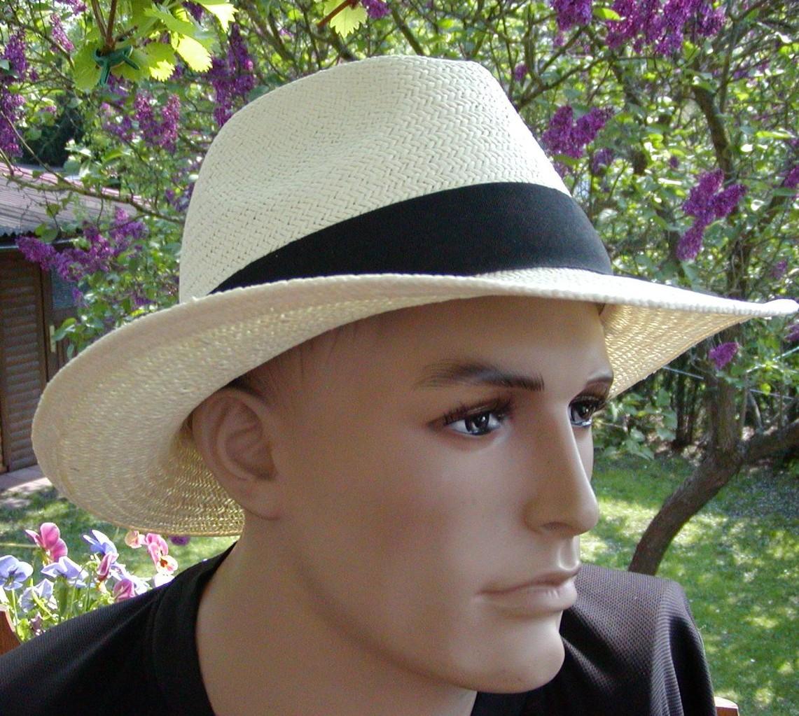 sonnenhut sommerh te strohh te f r herren hats trends. Black Bedroom Furniture Sets. Home Design Ideas