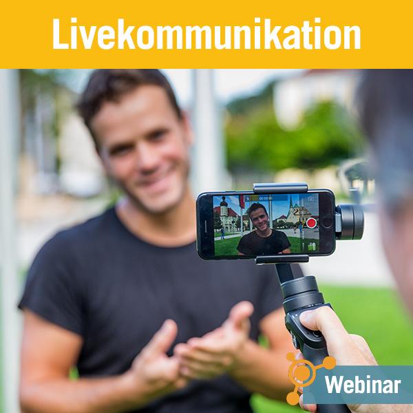 Tourismusakademie – Webinar Livekommunikation von Günter Exel