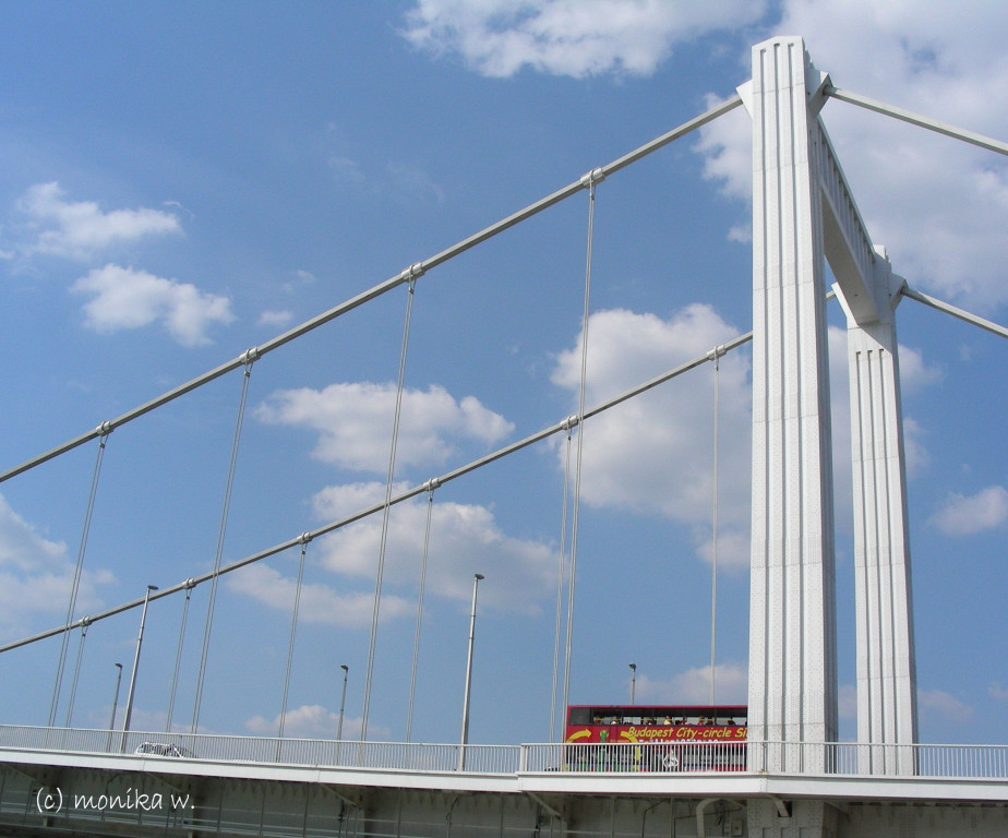 Erzsébet hid - Elisabethbrücke