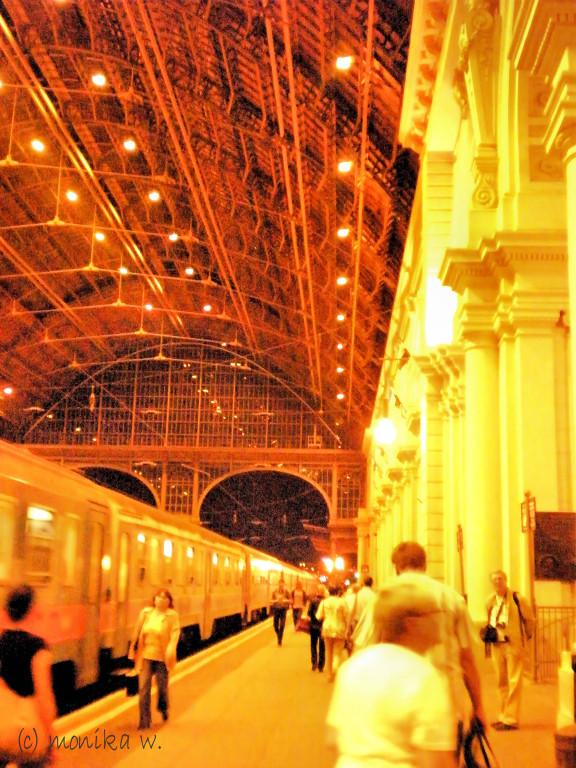 Ostbahnhof - Budapest-Keleti