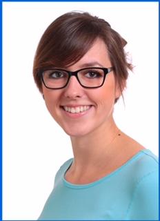 Lisa Schlunk, Mitarbeiterin Logopädie Barsinghausen