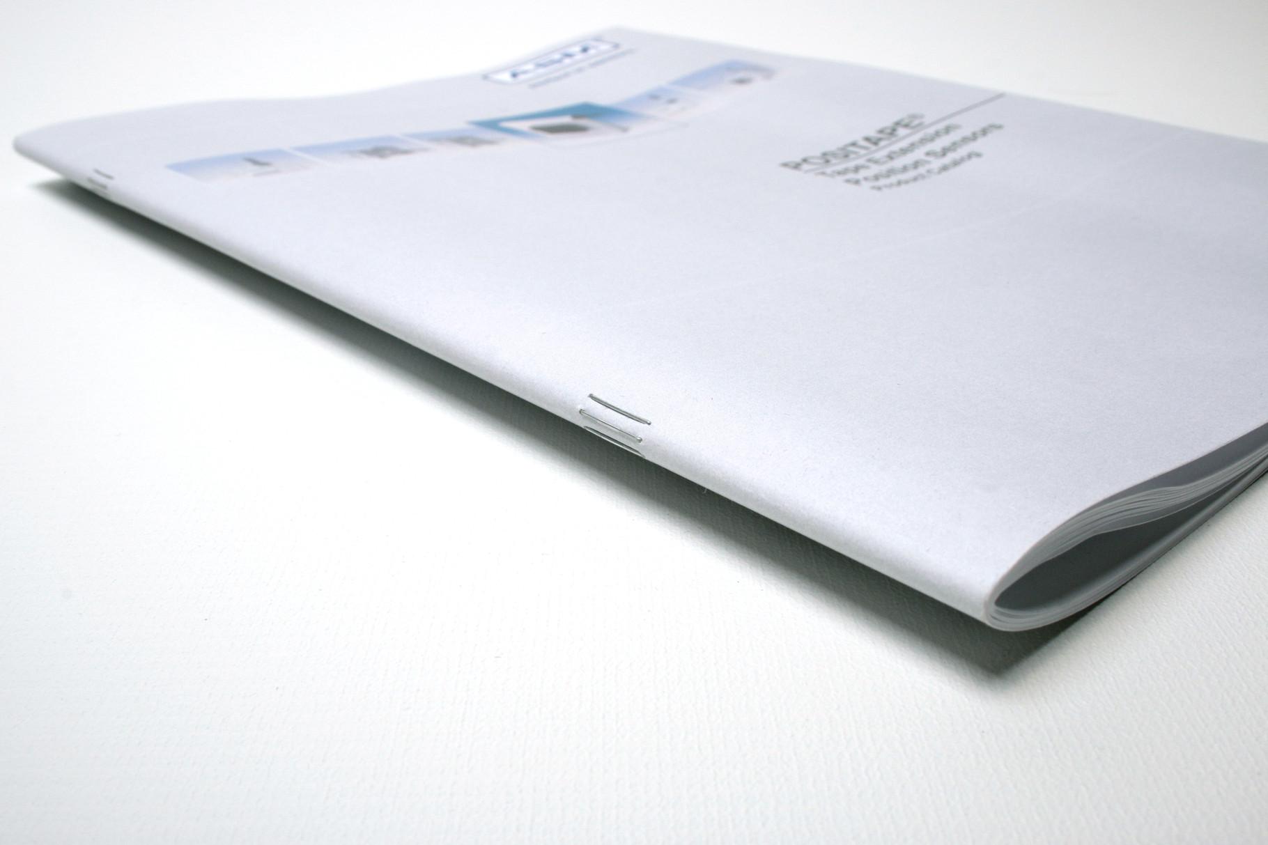 Digitaldruck Produktbroschuere