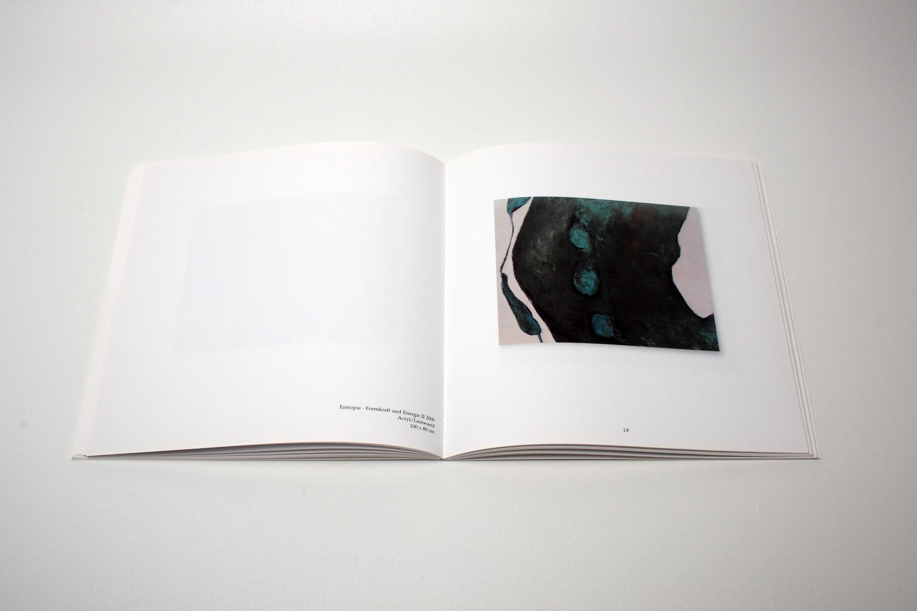 Kunstkatalog Digital Druck