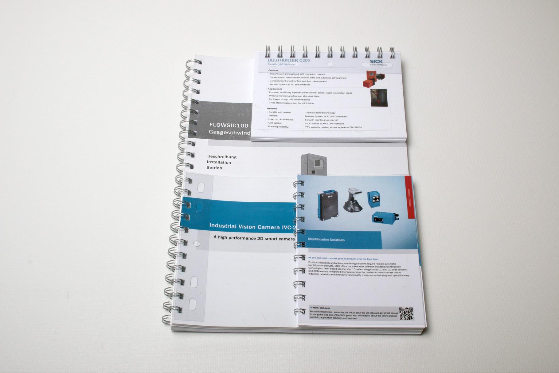 Digitaldruck Produktpraesentation