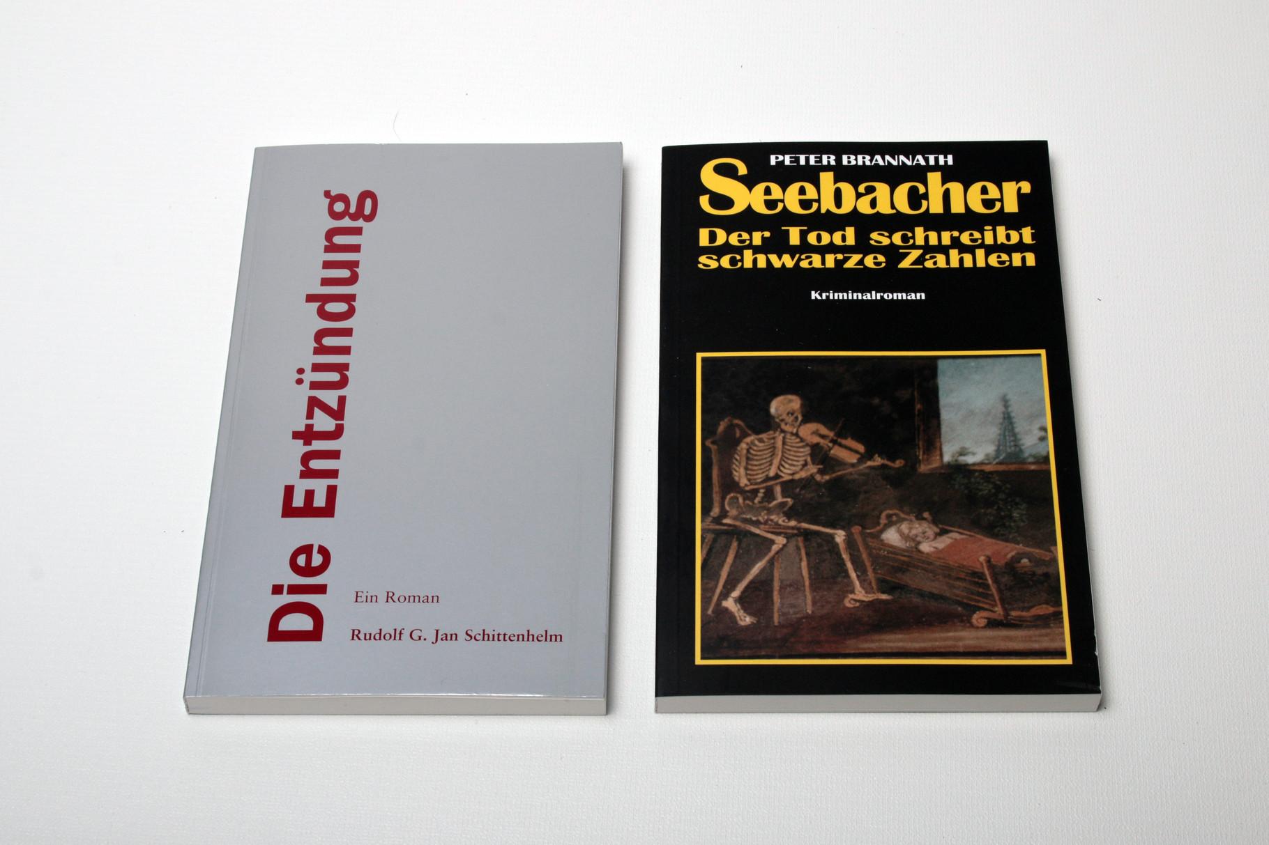 Kleinauflage Buchdruck