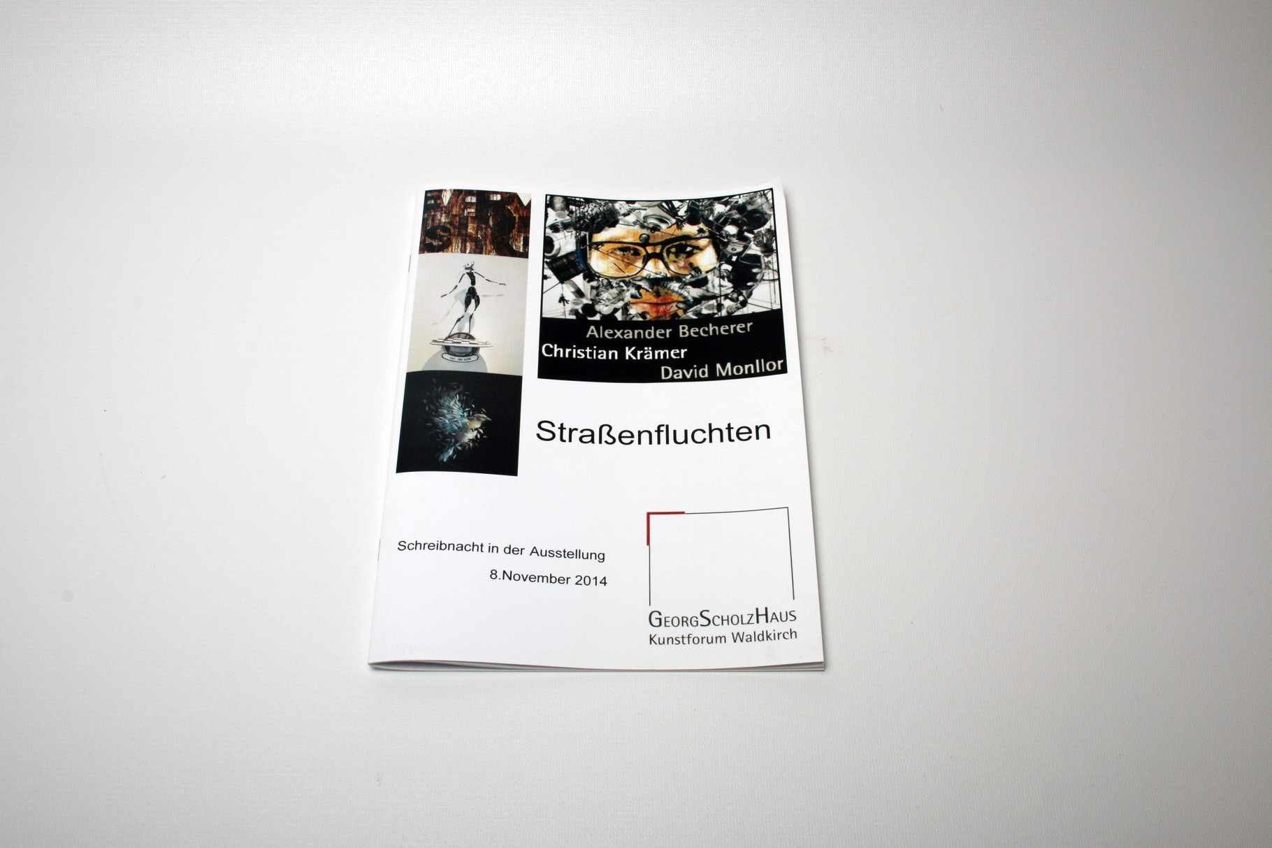 Kunstkatalog Digitaldruck