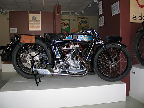 Moto 350 cm3 type MC de 1926 - Monet & Goyon