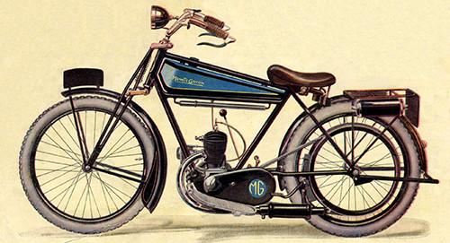 2HP 147 de 1925 Monet & Goyon
