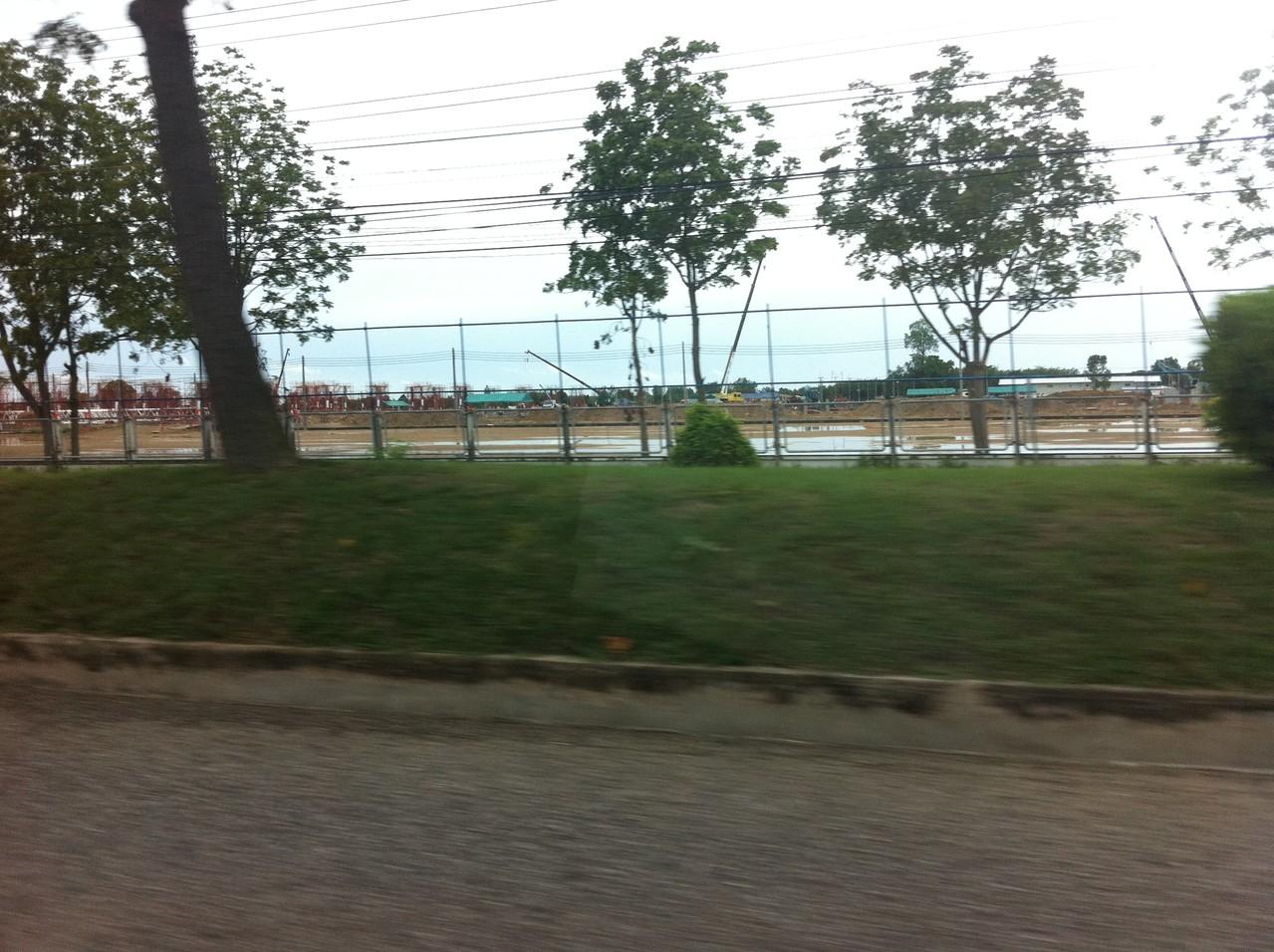 ゲートウェイシティー工業団地(チャチュンサオ県)