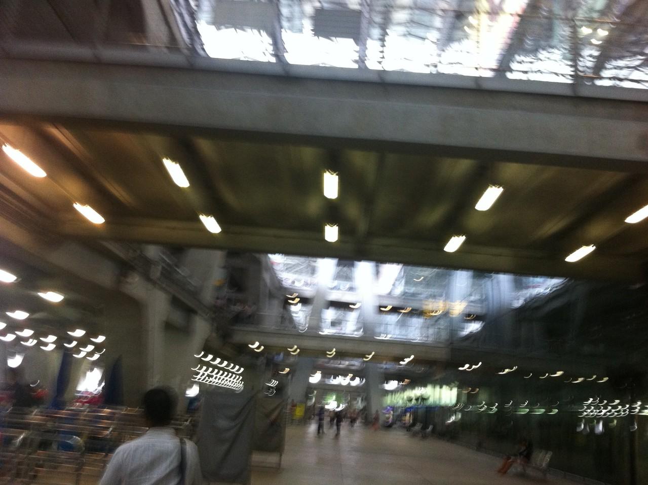 「チェクラップコク国際空港」(香港)