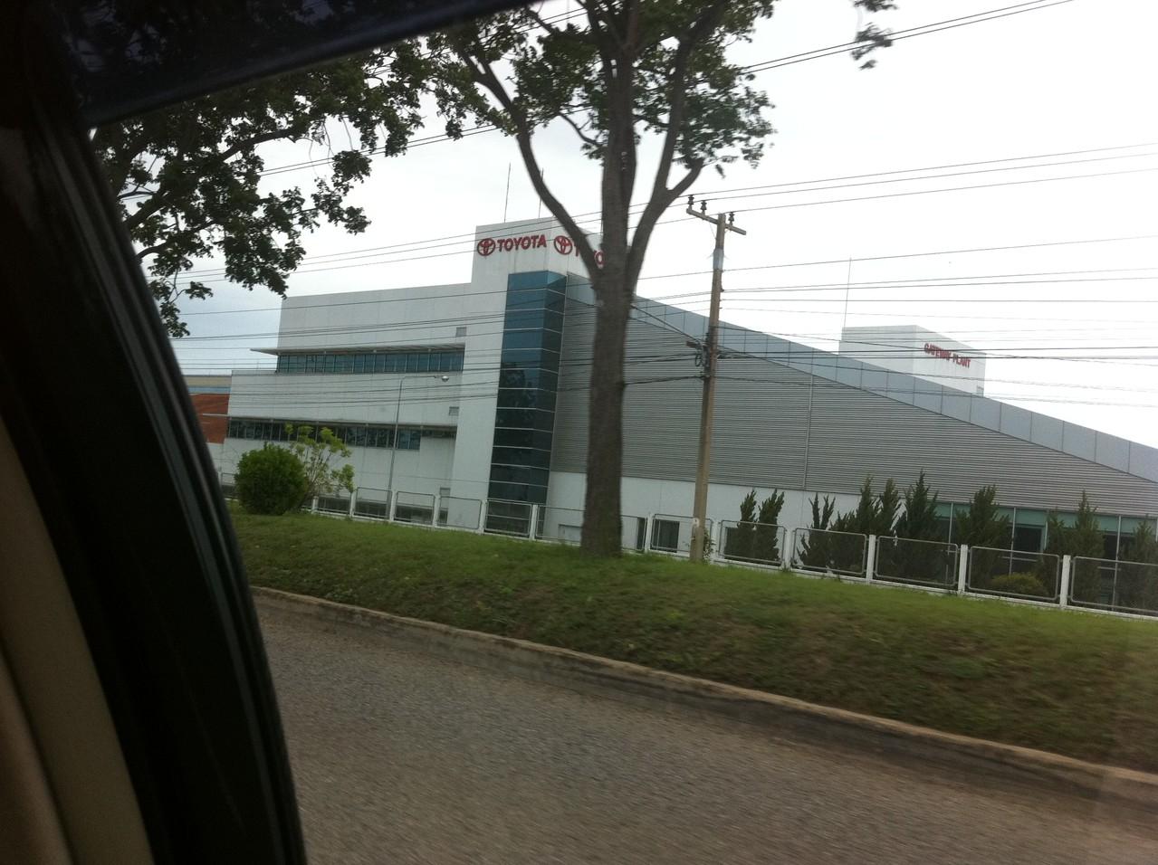 トヨタ第三工場