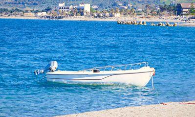Bei Interesse organisieren wir auch kleine Bootsausflüge.
