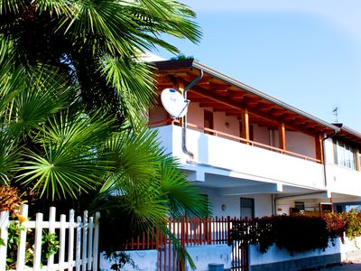 Casa Filippa mit angrenzender Casa Charlotte.