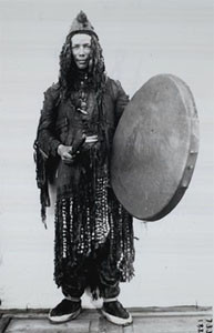 Yukaghir Schamane