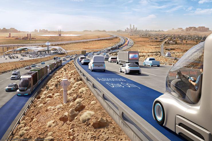 Illustration: xoio GmbH im Auftrag der Daimler AG