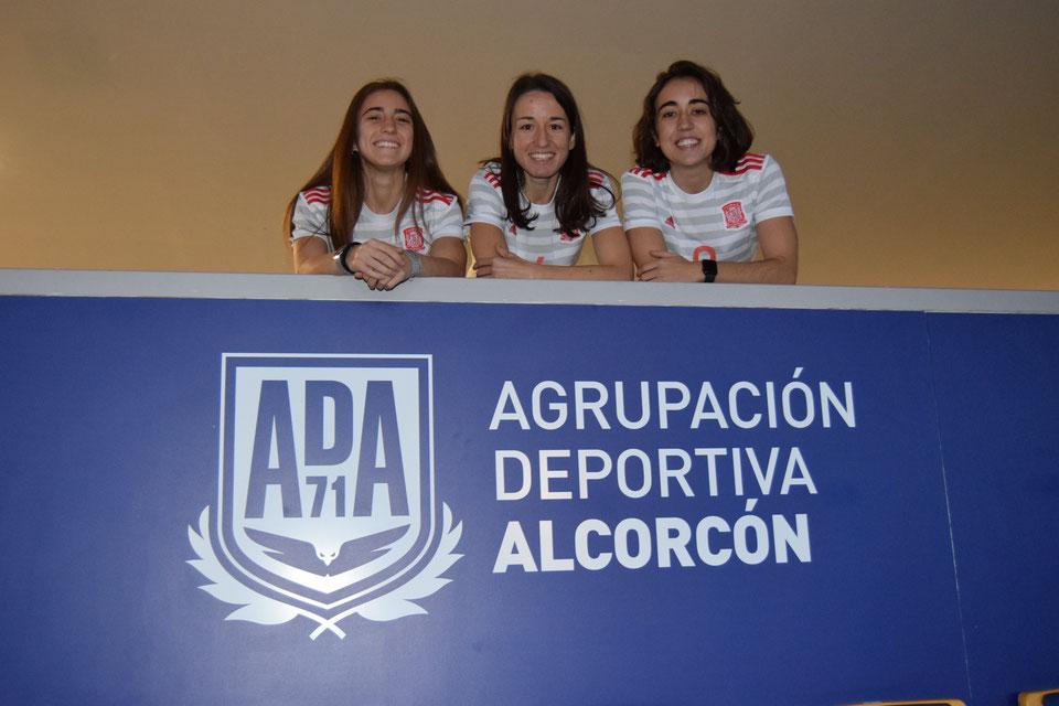 REPORTAJE | Desde Alcorcón rumbo a la primera Eurocopa Femenina de la historia