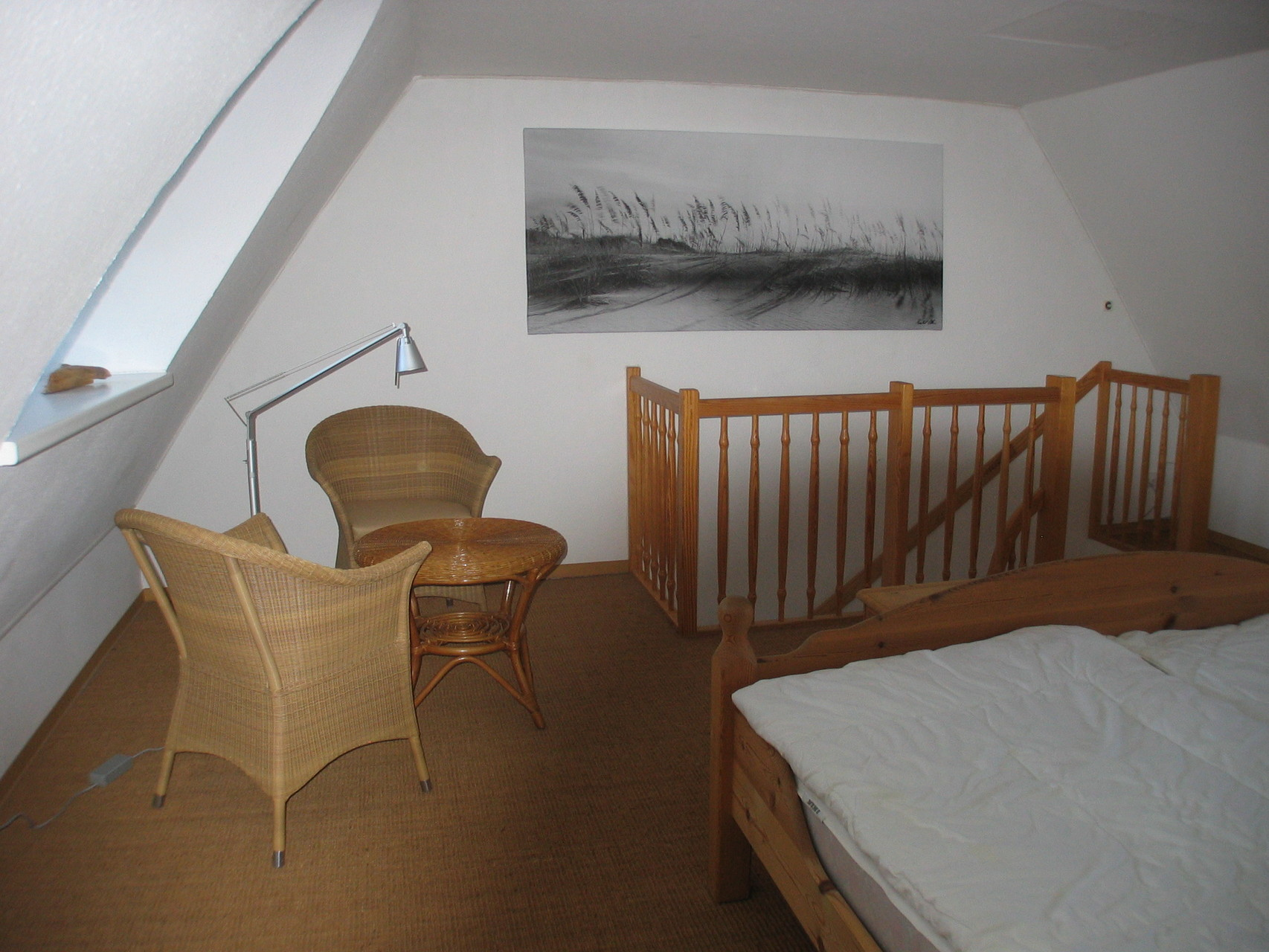 oberes Schlafzimmer