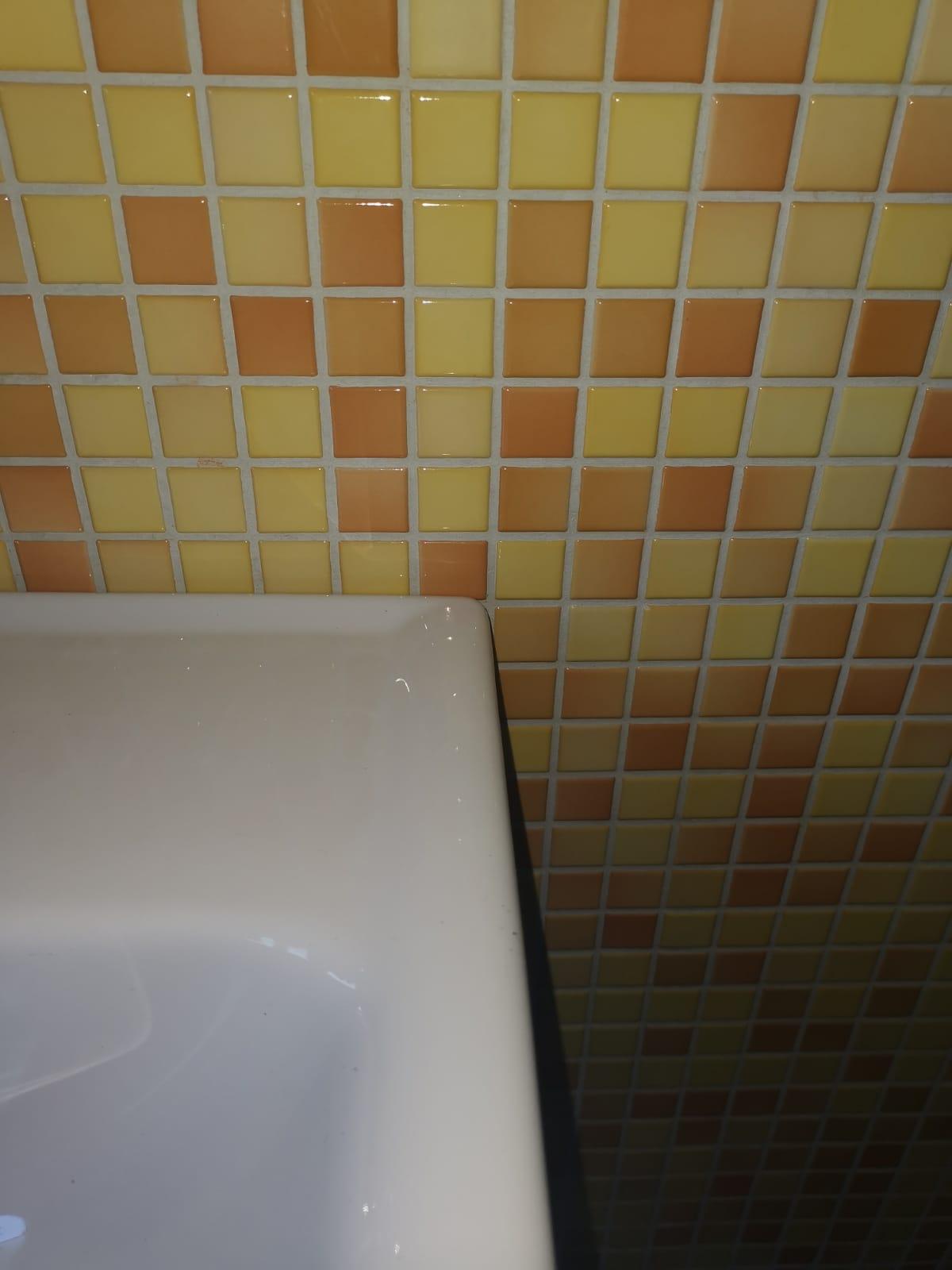 Im Krippen Badezimmer