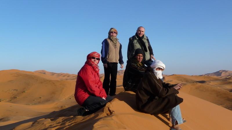 21/01/2009 Merzouga (le désert Er Chebi)