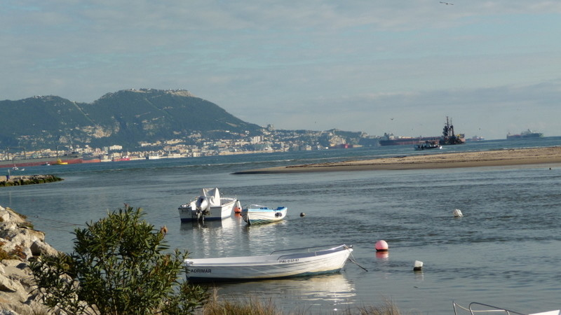 08/01/2009 Algésiras ( la pointe de Gibraltar)