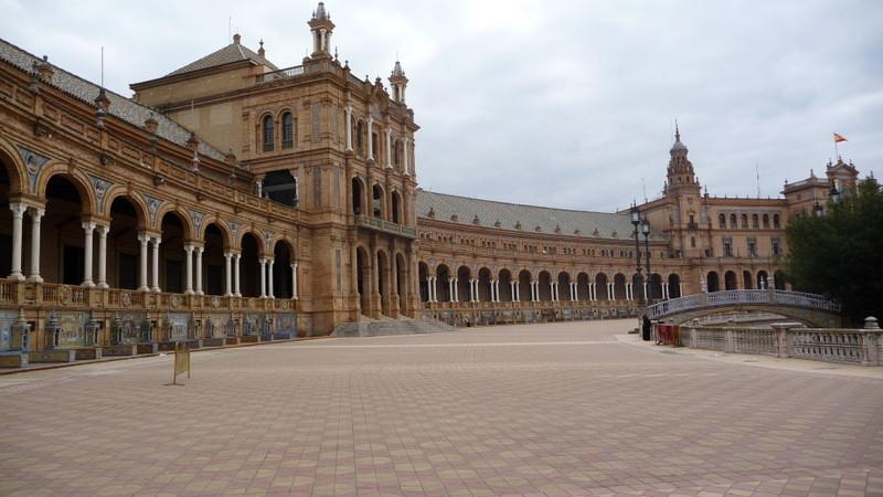 07/01/2009 Visite de Séville (Espagne)