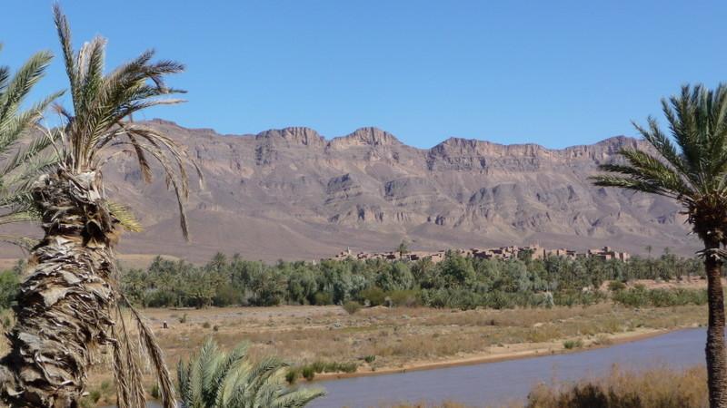 26/01/2009 La vallée de Draa