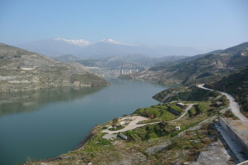 25/02/2009 Un lac entre Mortril et Grenade