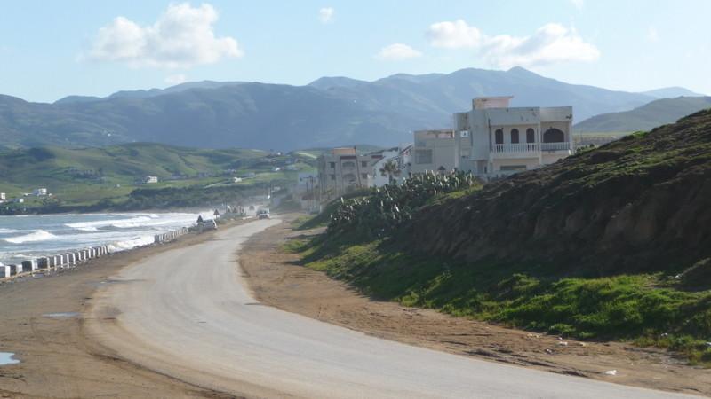 12/01/2009 La côte Mediterranéenne