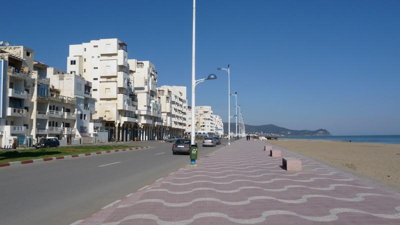 10/01/2009 Martil (premier jour au Maroc)